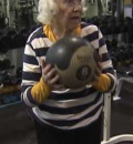 Never Too Late For Fitness Training Advises 93-Year-Old