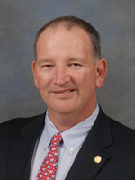Rep.  Patrick Rooney, Jr.  (R - District 85), Delegation Vice-Chair