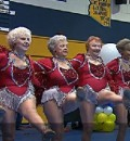 The Poms Senior Dancers Show That Dance Keeps You Young!