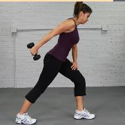 2nd Best Tricepts Exercises - Tricepts Kickbacks
