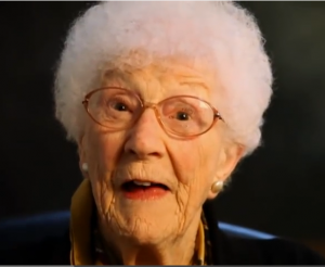 105 Year Old Edith Kirkmeyer